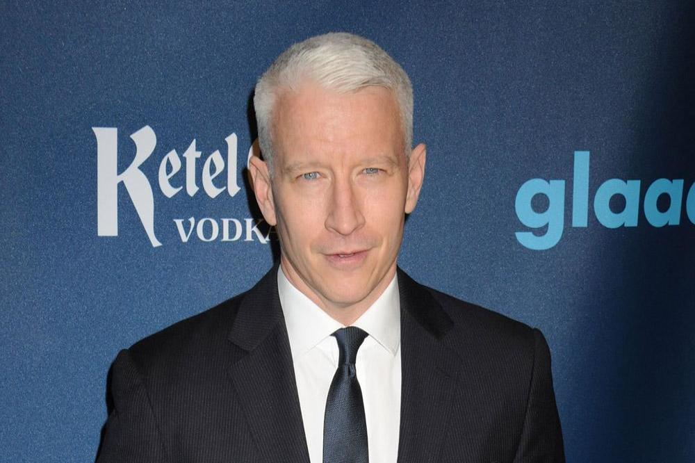 'I am beyond happy': CNN host Anderson Cooper is a new dad