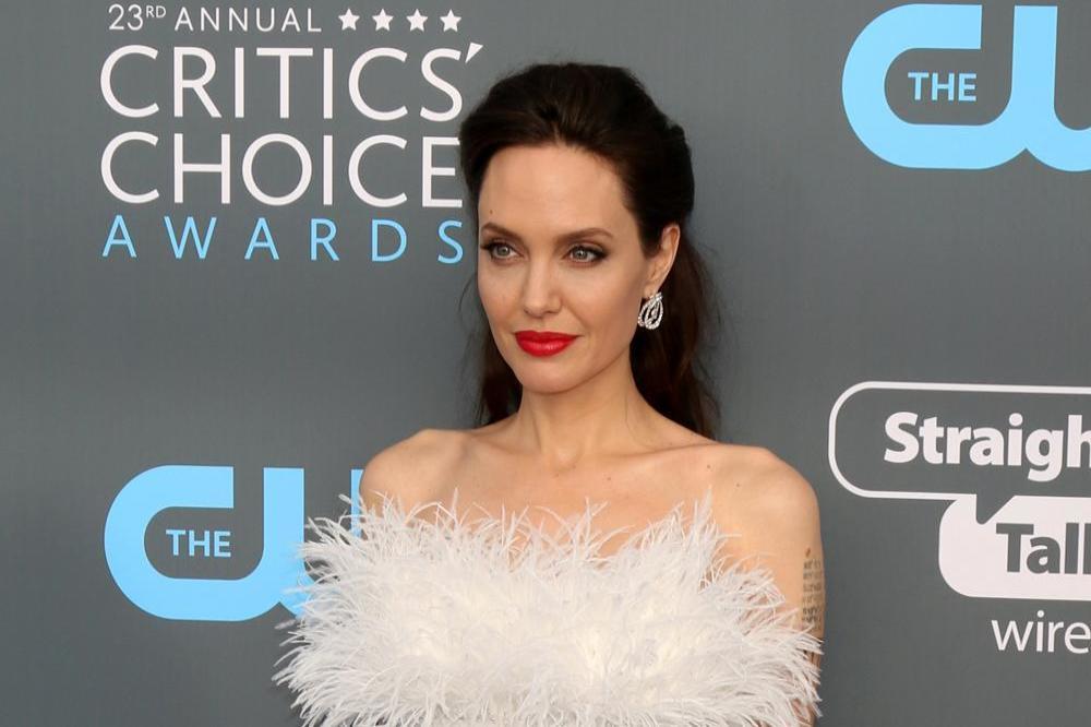 Angelina Jolie loves ageing