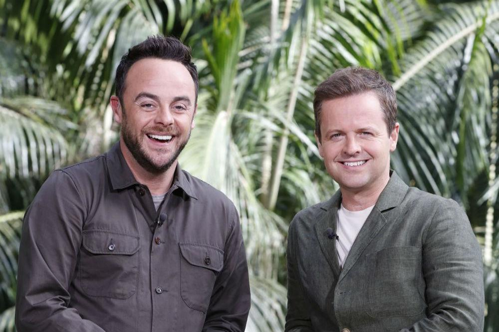 I'm A Celebrity... Get Me Out Of Here! hosts Ant and Dec