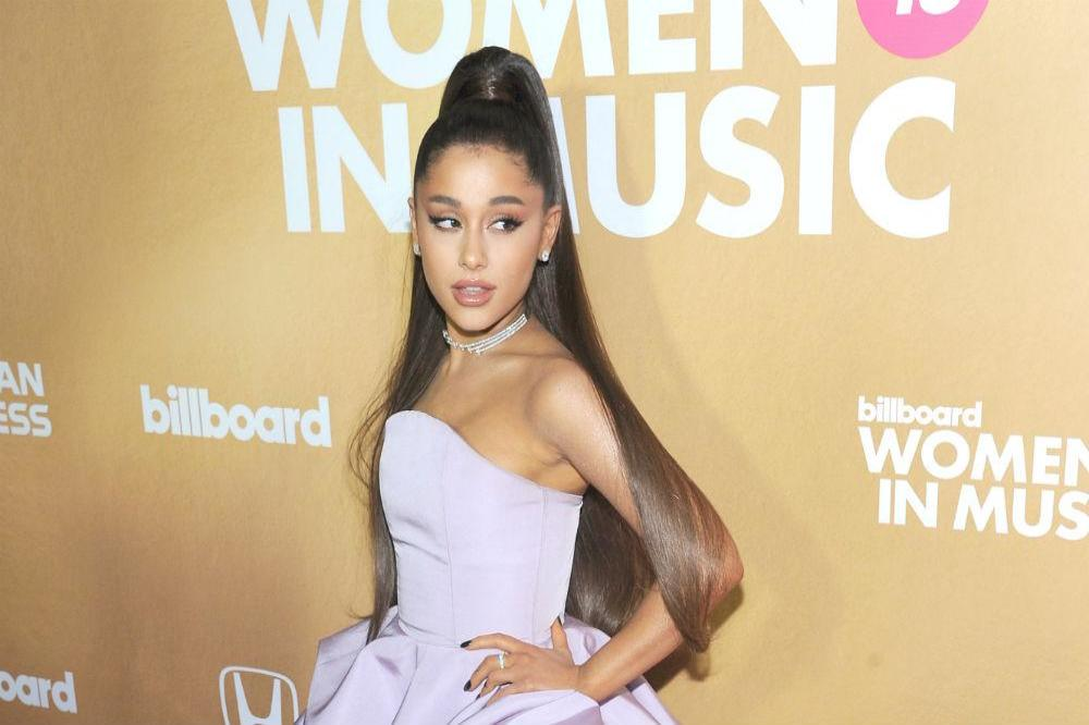 Ariana Grande's tearful speech: Best year for career, worst for my life