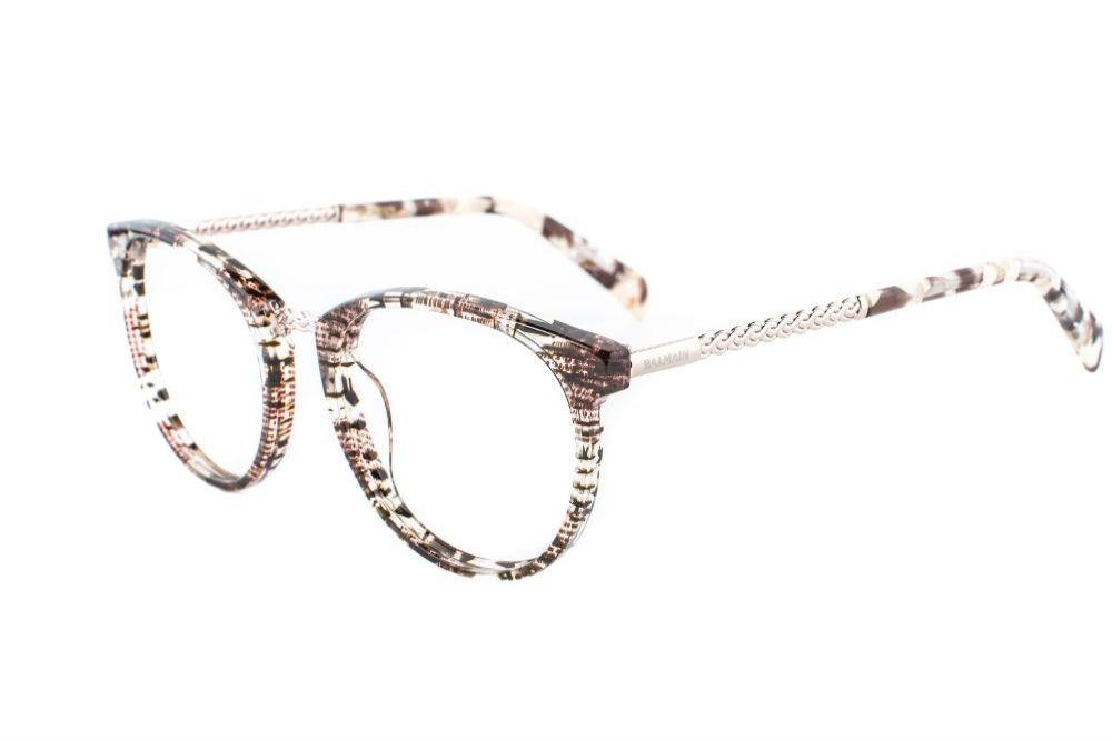 1408418e0b76 Balmain has collaborated with Specsavers