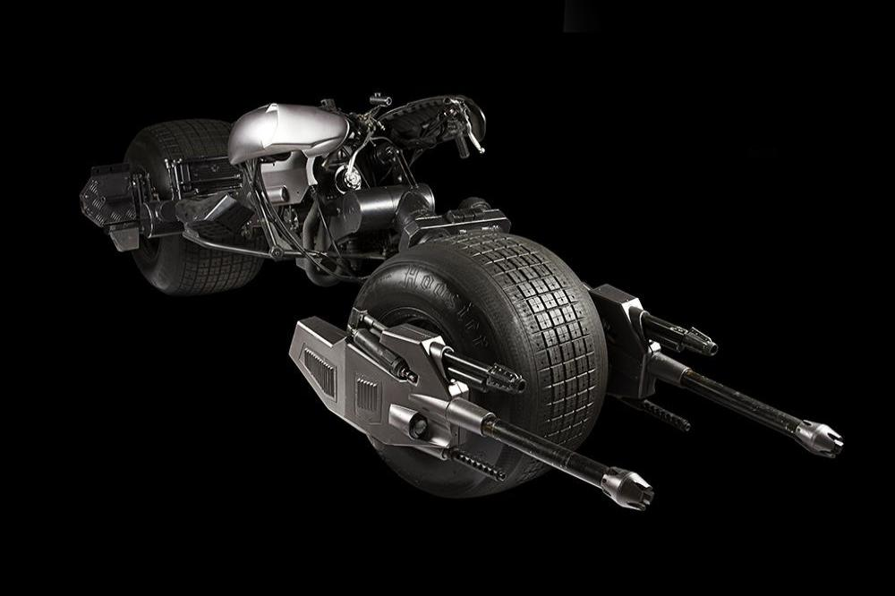 Batman's Batpod