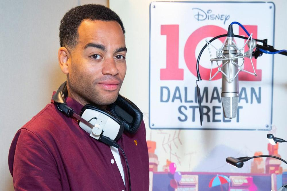 Ben Bailey Smith would love to be a Disney dog