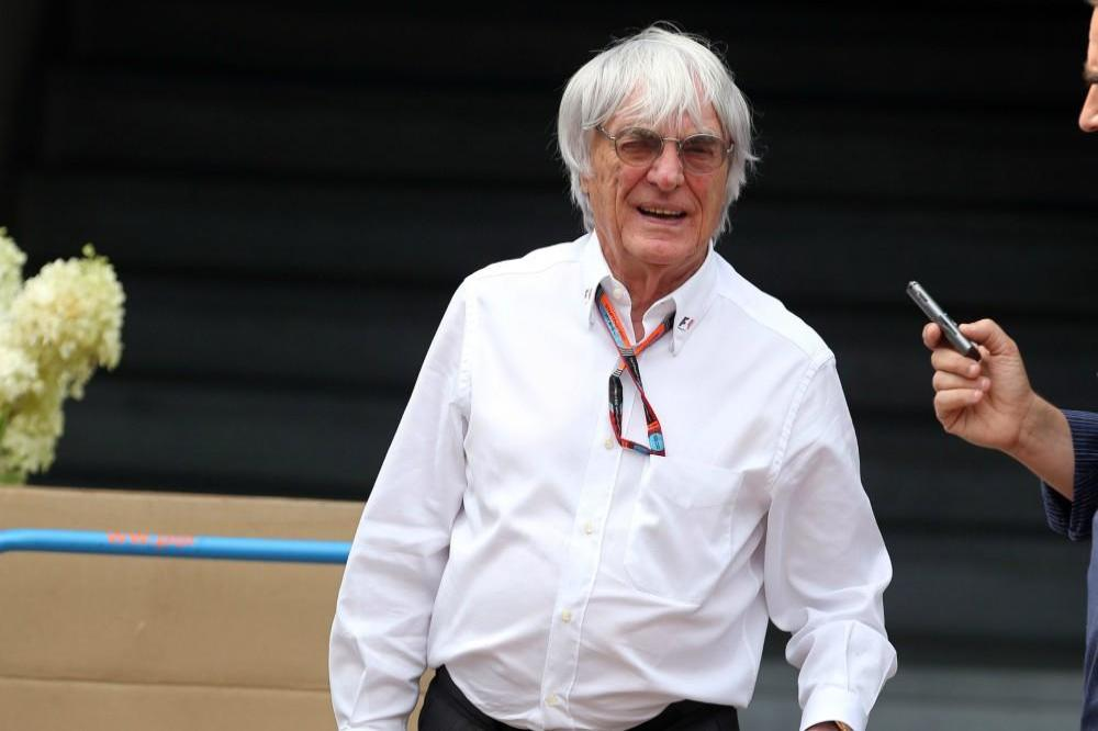 Billionaire Bernie Ecclestone became a father at 89 years old