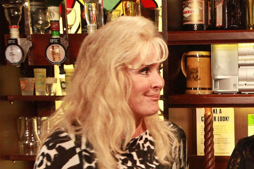 Beverley Callard as Liz McDonald