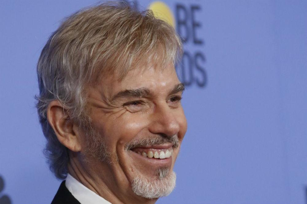 Billy Bob Thornton at the Golden Globes