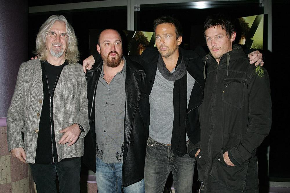 Billy Connolly, Troy Duffy, Sean Patrick Flanery, Norman Reedus