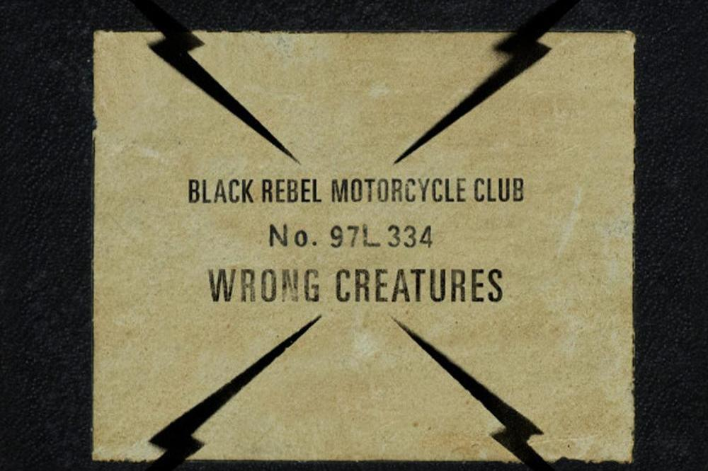 Black Rebel Motorcycle Club artwork