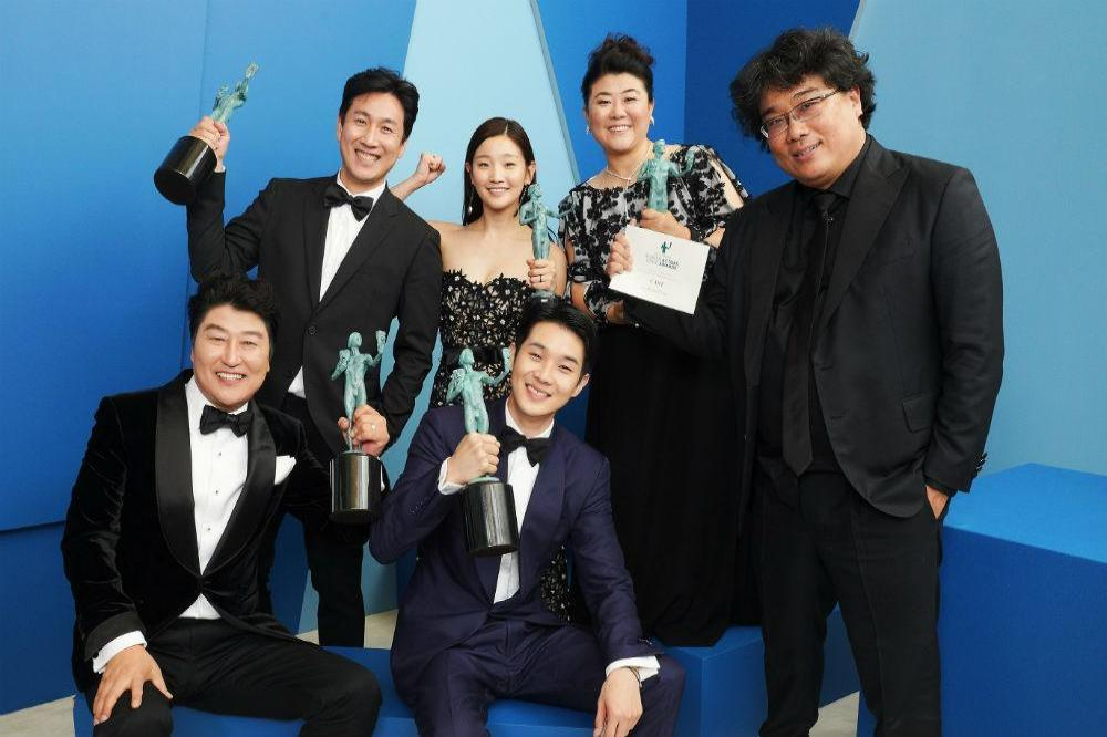 `Parasite' Cast Says Film Has A Global Message