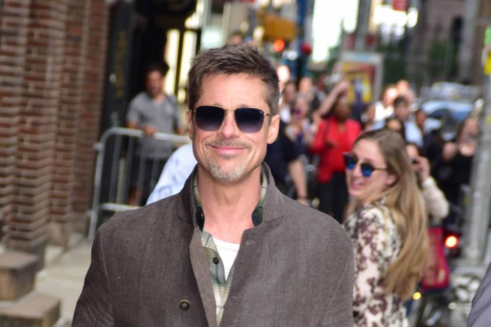 Brad Pitt smitten with college professor Brad Pitt Dating