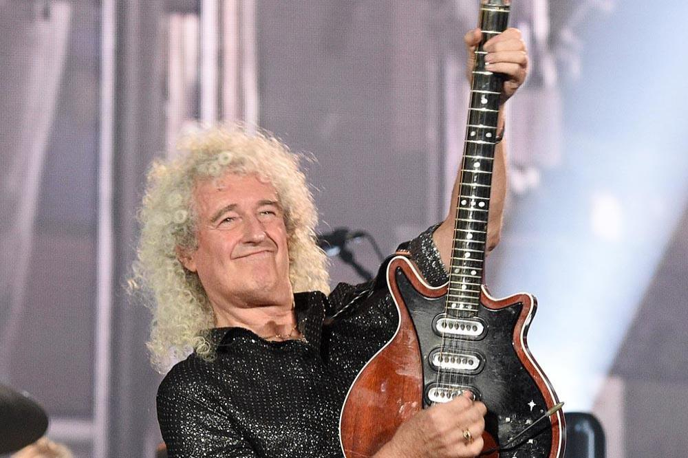 'Queen' Guitarist Brian May, 72, Rushed to Hospital After Apparent Heart Attack