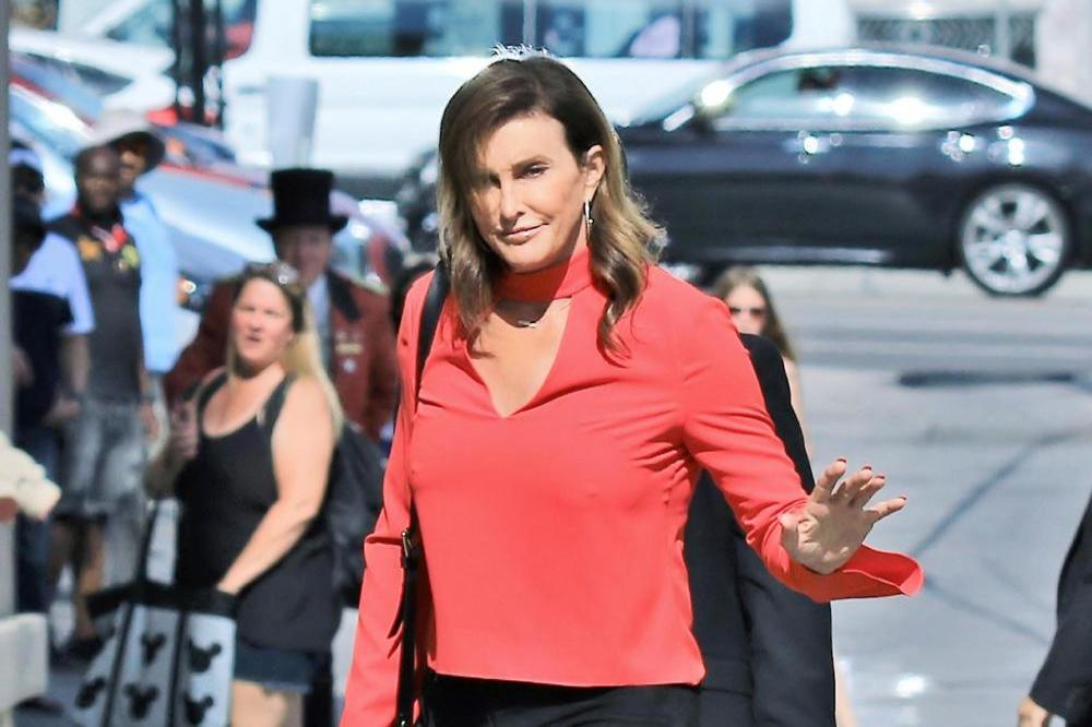 Caitlyn Jenner Arrives in Australia for 'I'm a Celebrity 2019′