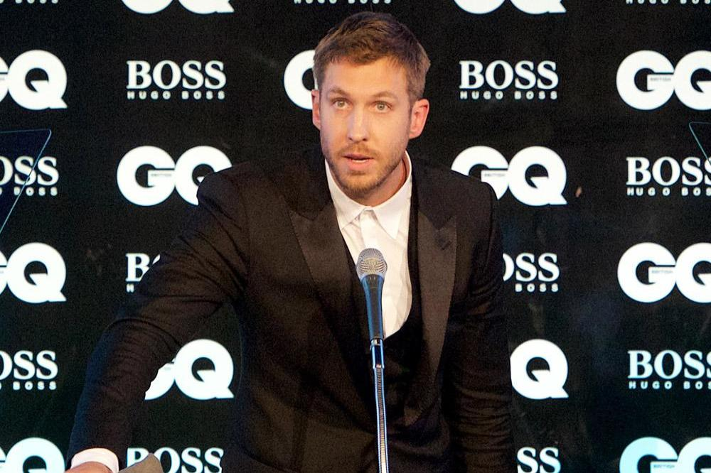 calvin harris and taylor swift started dating someone