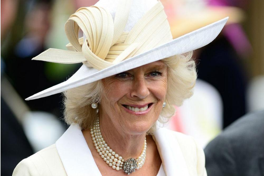 Britain's Duchess of Cornwall