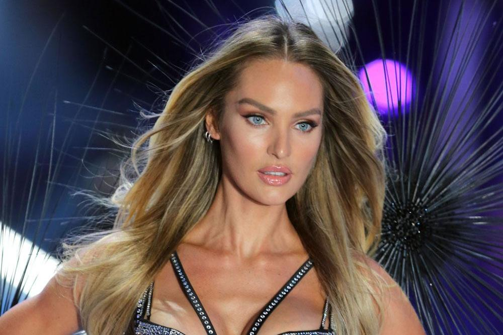 d3b868acd Candice Swanepoel felt  strong  at Victoria s Secret Show