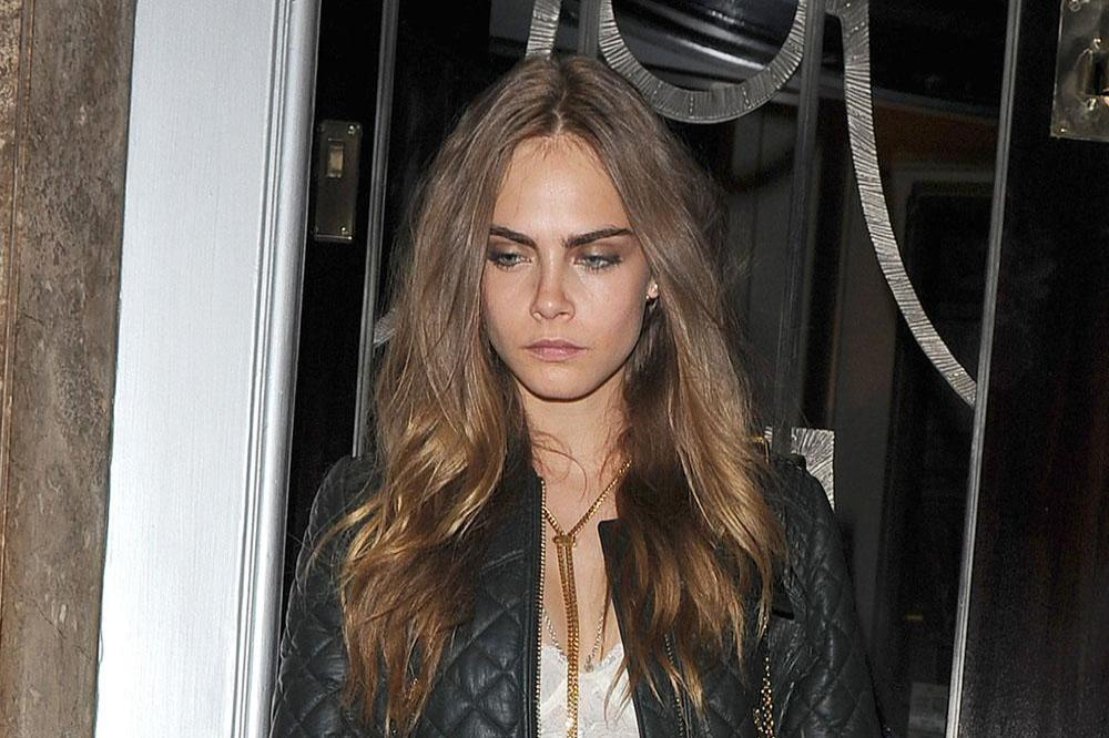 Cara Delevingne The Enchantress Is A Feral Being