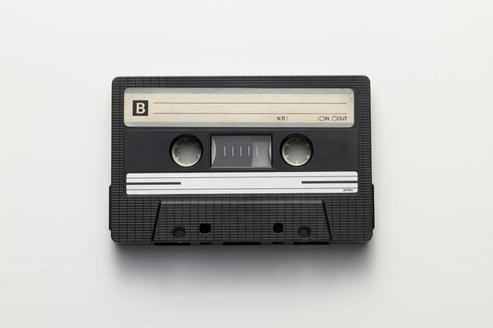 Rubbish mixtape: fan reunited with cassette 25 years after losing it