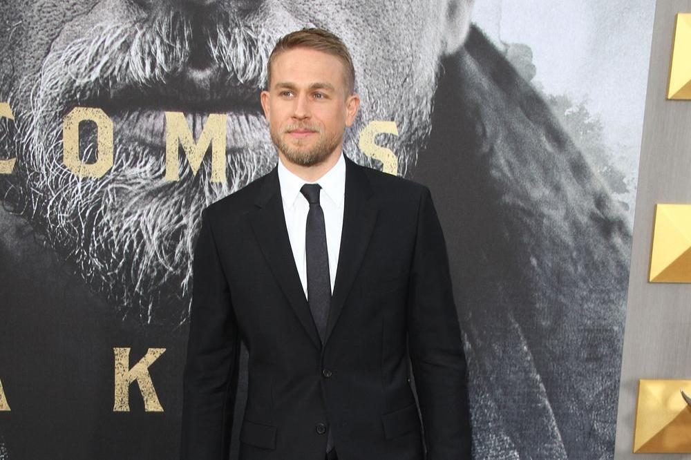 Charlie Hunnam at the 'King Arthur: Legend of the Sword' premiere