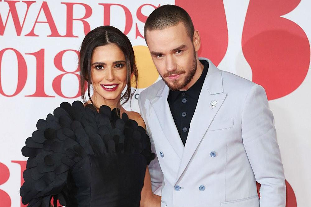 Liam Payne and Cheryl Tweedy