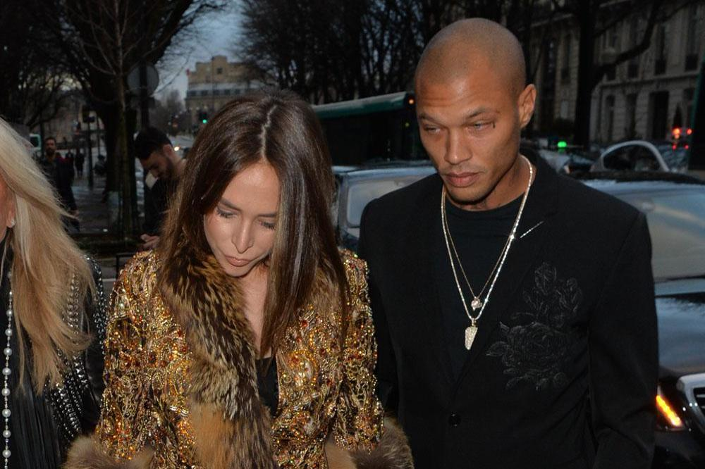 Chloe Green and Jeremy Meeks