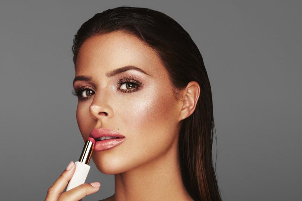Chloe Lewis' campaign for Chloe Lewis Beauty