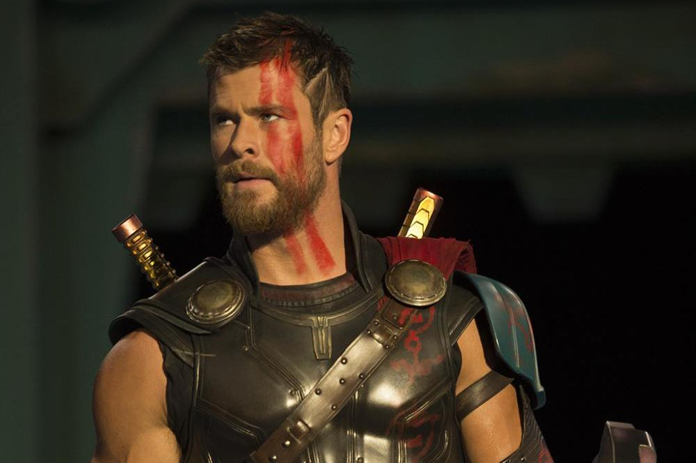 Chris Hemsworth says Thor's eyepatch is CGI