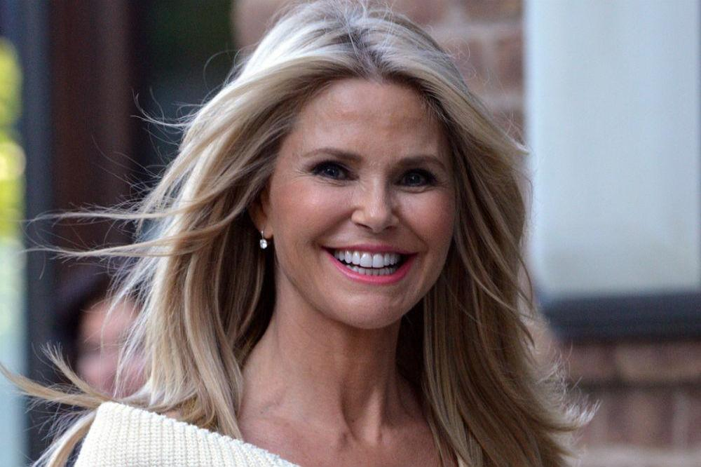 Man has sex with christie brinkley