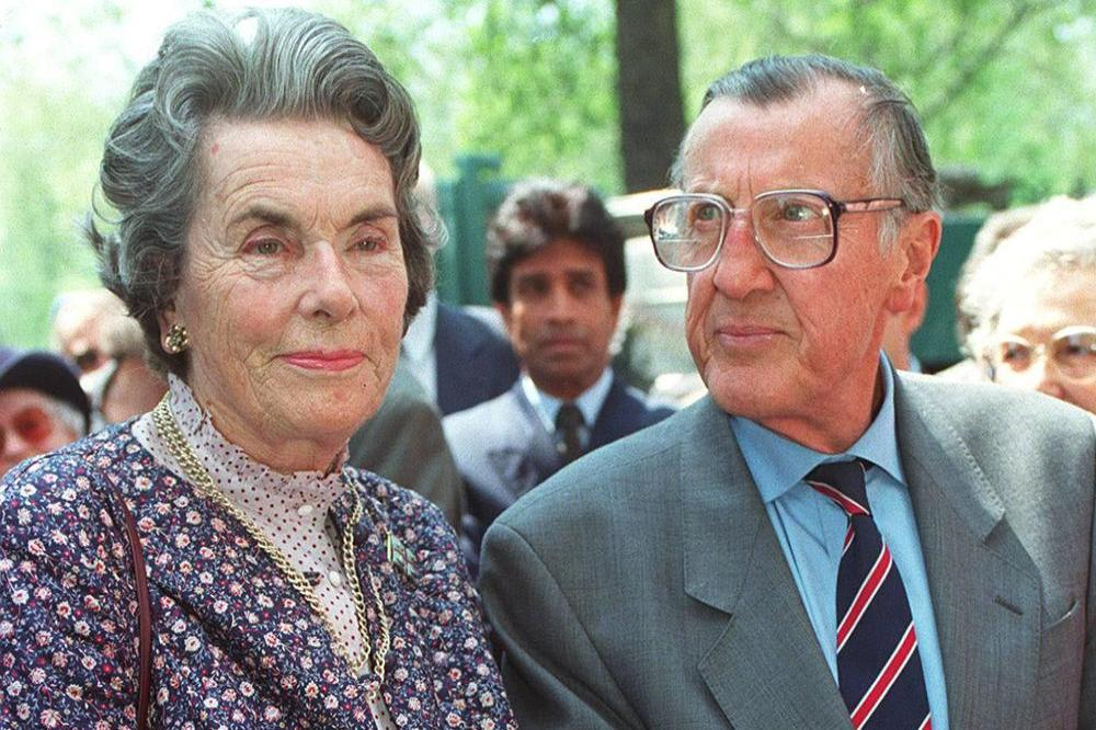Prince Philip's cousin Countess Mountbatten of Burma has died