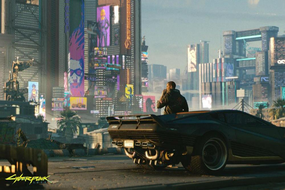 Cyberpunk 2077's wall-running is out owing to