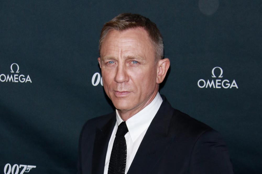 Daniel Craig, who stars in Knives Out