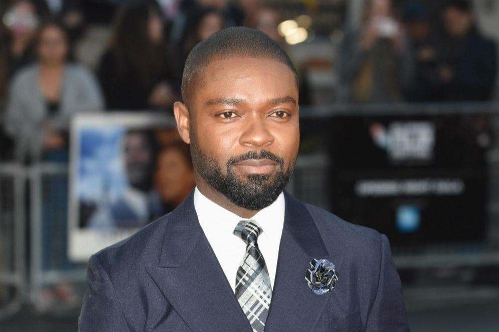 David Oyelowo and co-star Lupita Nyongo