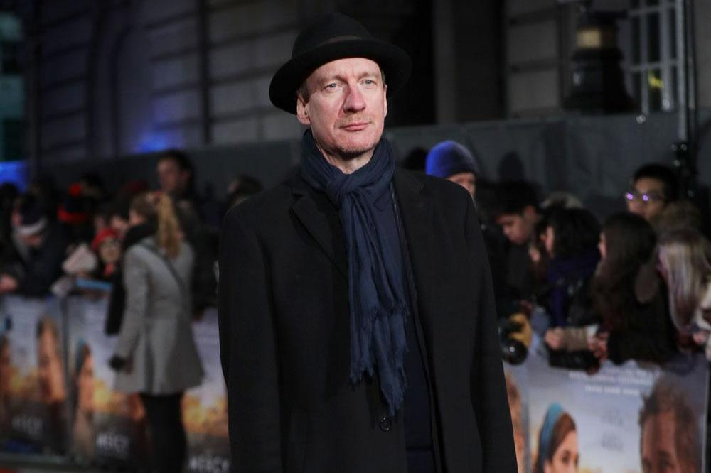 David Thewlis at The Mercy premiere