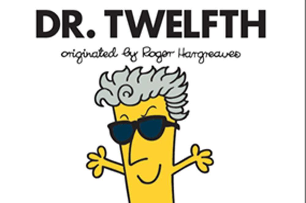 Doctor Who meets Mr. Men