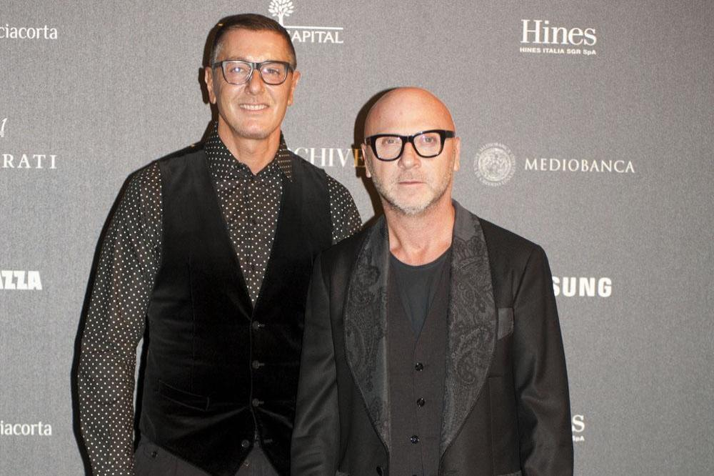 domenico dolce and stefano gabbana relationship