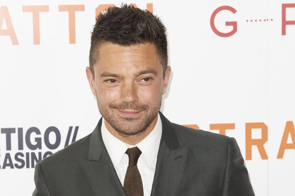Dominic Cooper at Stratton premiere