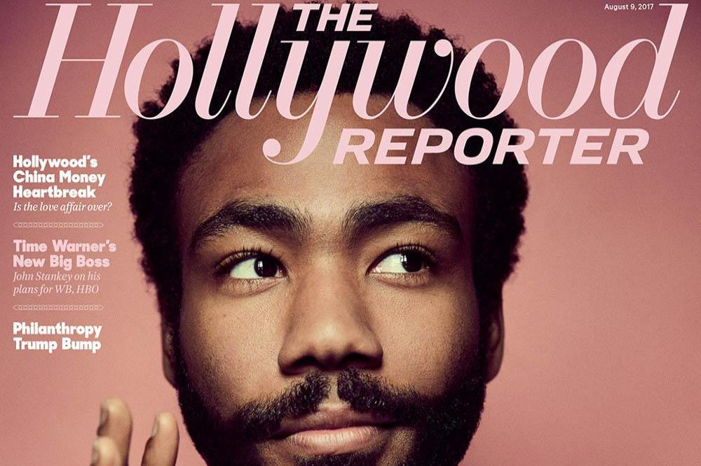 Donald Glover (c) The Hollywood Reporter