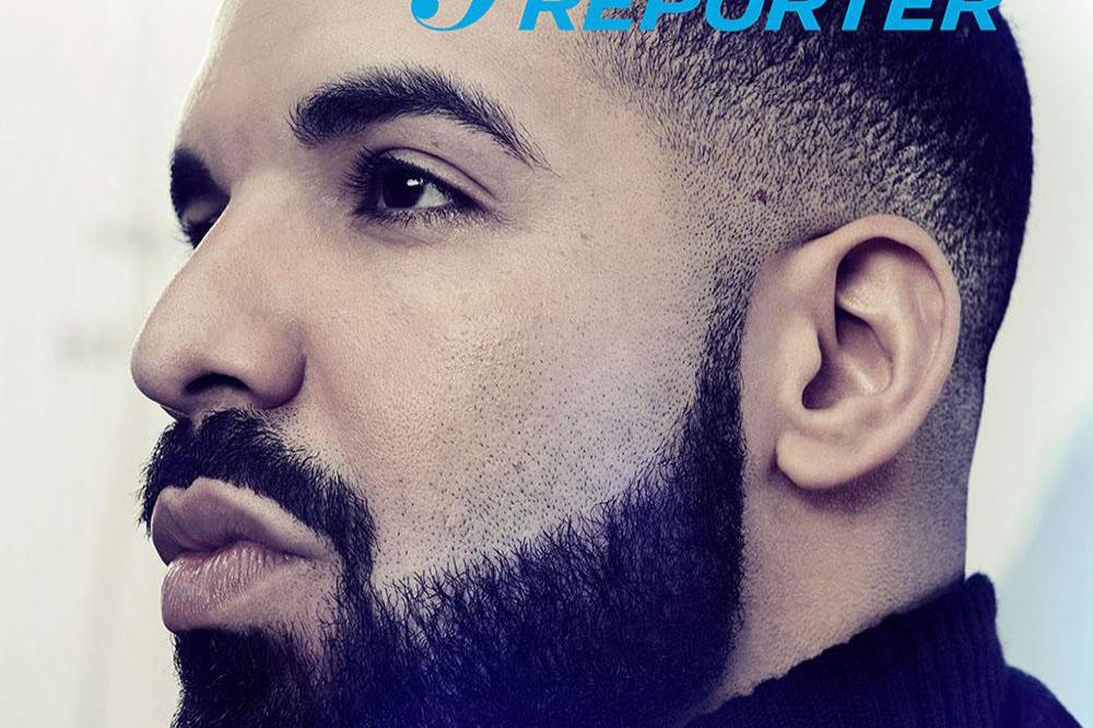 Drake's Hollywood Reporter cover