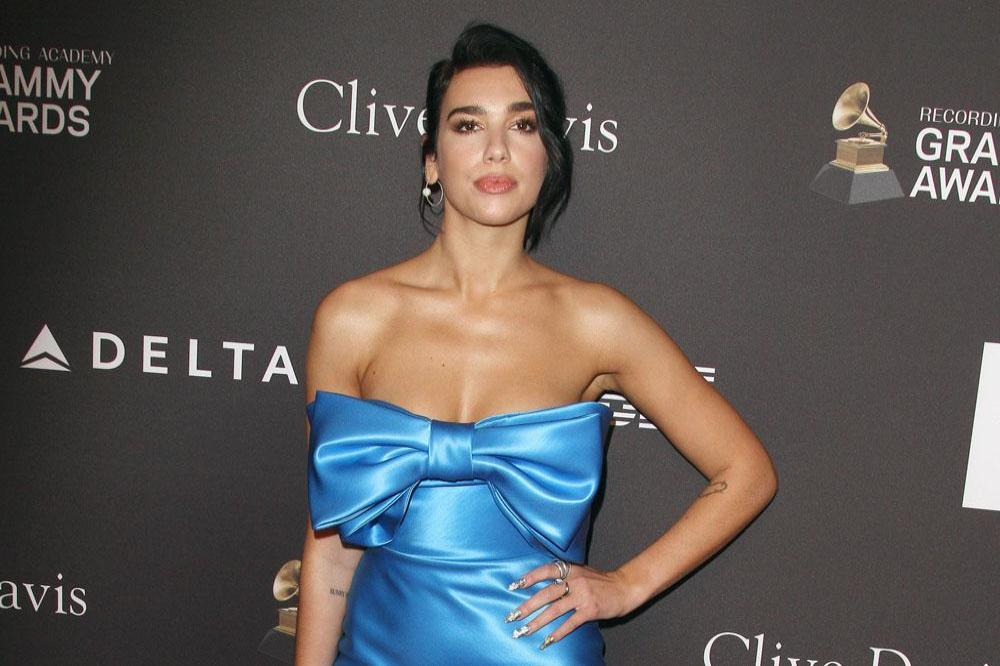 British pop star Dua Lipa wins Grammy for Best New Artist