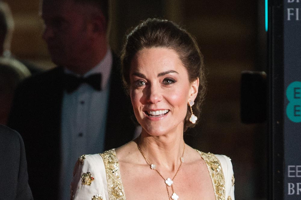 William and Kate rent a reindeer