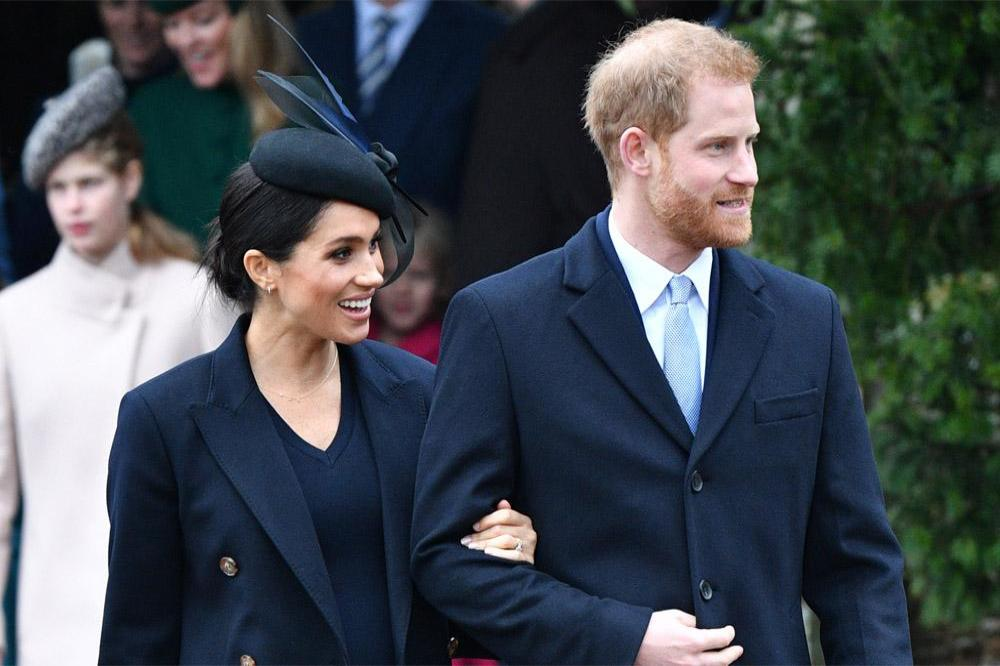 Prince Harry and Meghan Markle are currently in Morocco