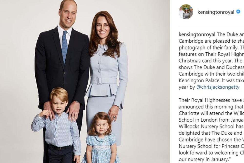 Princess Charlotte To Attend London S Willcocks Nursery Next Year