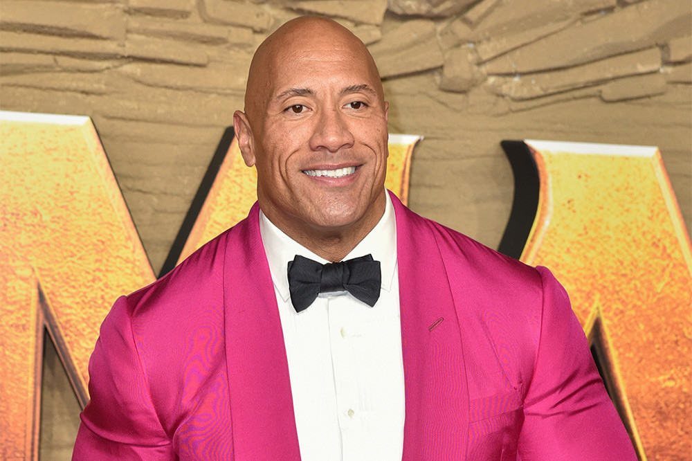 Dwayne Johnson shares stories from his crazy youth in 'Young Rock'