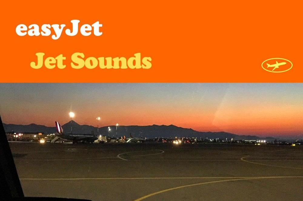 Easyjet set to rock charts with album of Jet Sounds