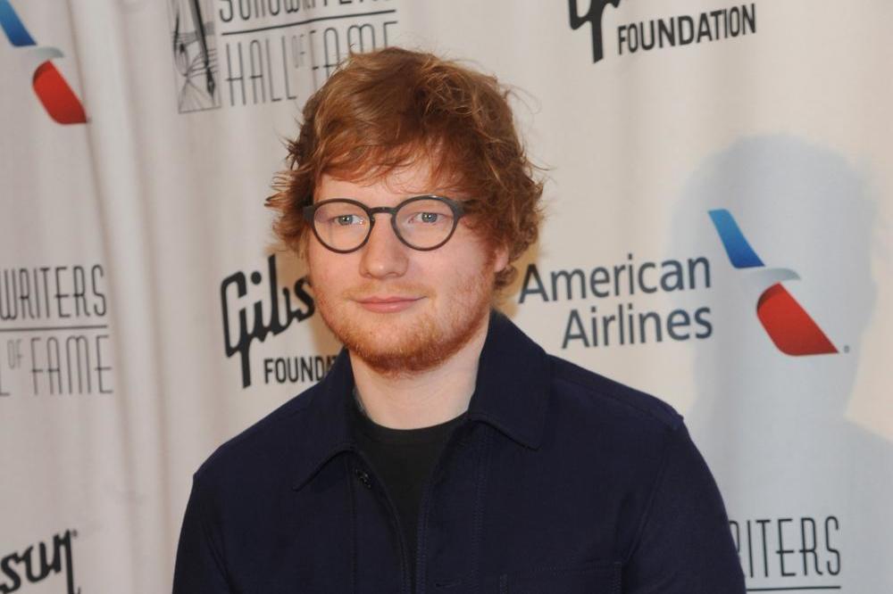 Ed sheeran naked