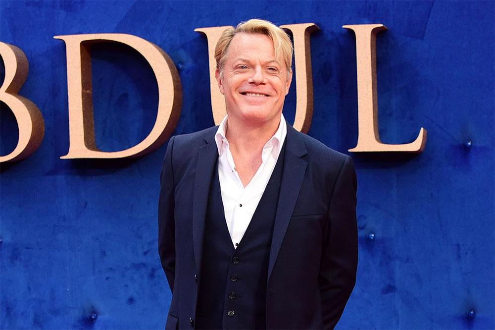 Eddie Izzard at Victoria and Abdul premiere
