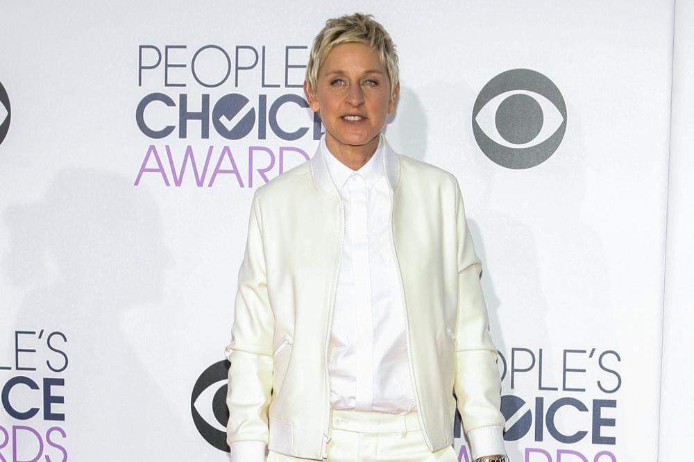 Ellen dedicates hospital room to Jimmy Kimmel's son