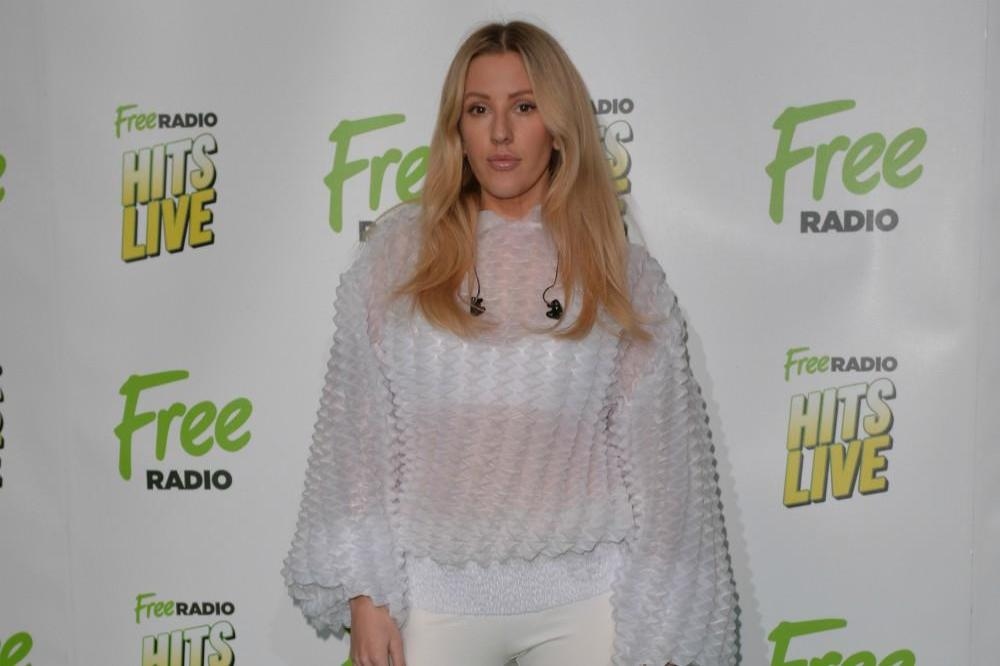 Ellie Goulding says she was addicted to exercise
