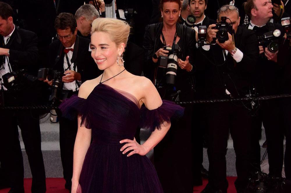 Emilia Clarke 'genuinely knew' she was having aneurysm
