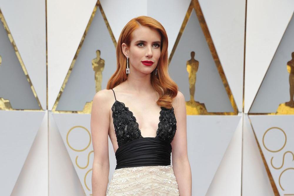 Emma Roberts Terrified By Movie Script