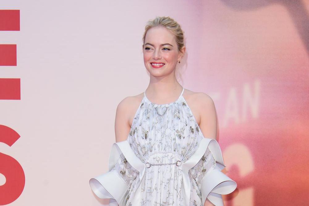 Image result for Emma Stone doesn't know where she'll live in the future